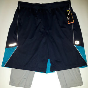 And 1 Basketball Shorts 11 Inseam NWT